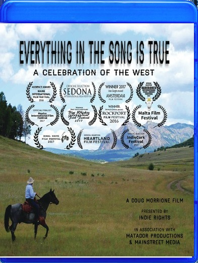 Everything in the Song is True [Blu-ray]