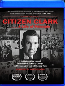Citizen Clark… A Life of Principle [Blu-ray]
