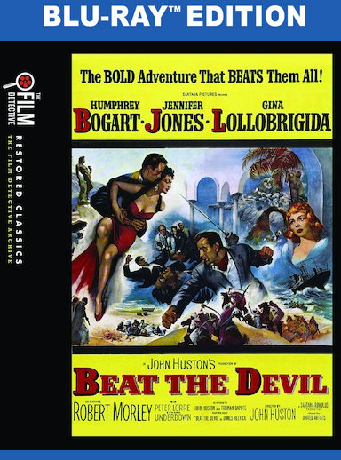 Beat the Devil (The Film Detective Restored Version)