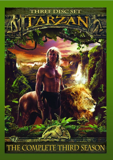Tarzan: The Complete Third Season
