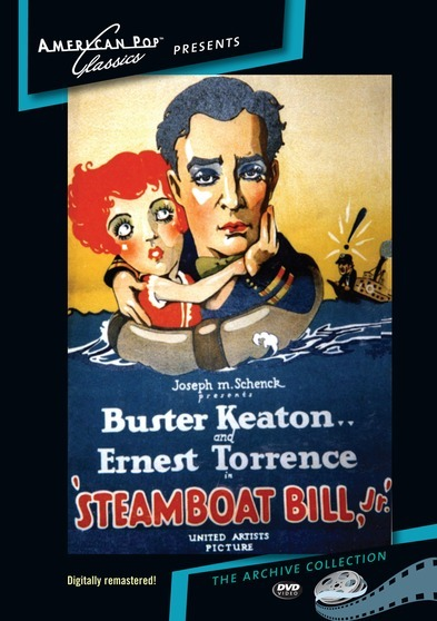 Buster Keaton: Steamboat Bill Jr.