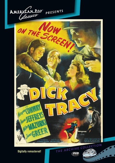 Dick Tracy, Detective