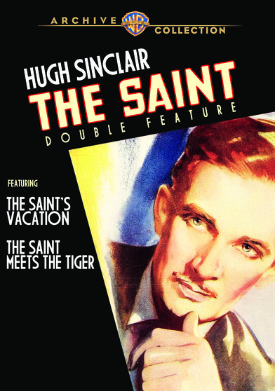 Saint's Vacation, The / The Saint Meets the Tiger: The Saint Double Feature