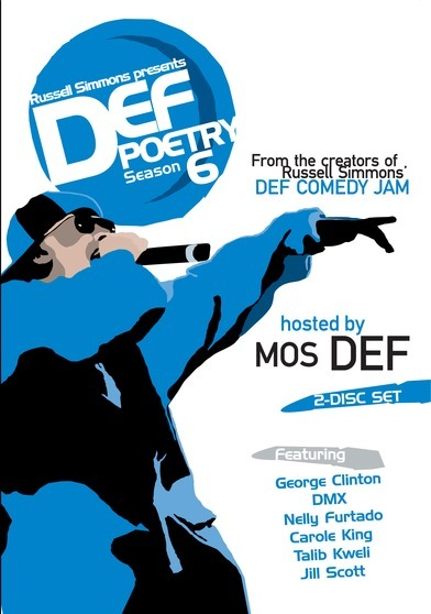 Russell Simmons Presents Def Poetry 6 (2 disc)