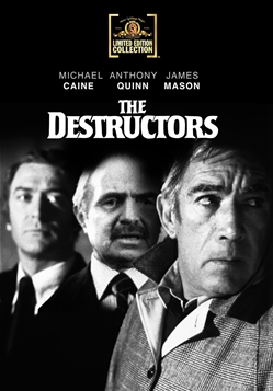 DESTRUCTORS, THE