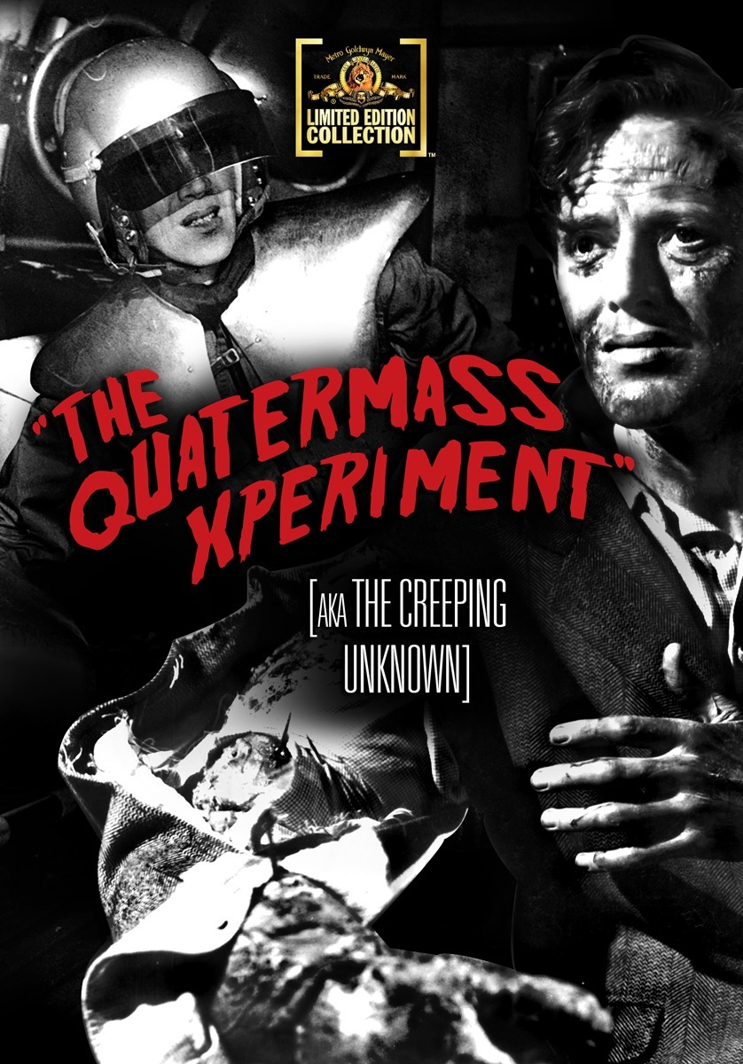 The Quatermass Xperiment (aka Creeping Unknown)