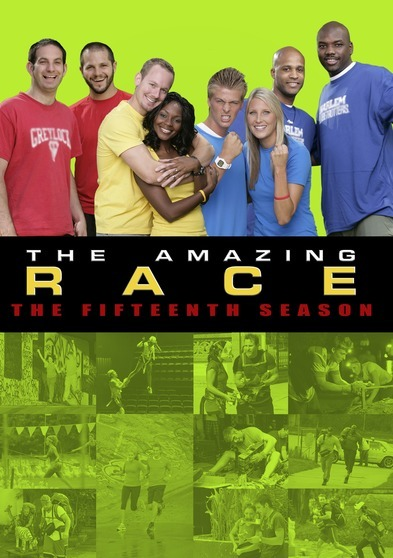 The Amazing Race Season 15
