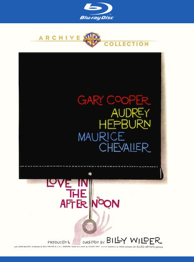 Love in the Afternoon [Blu-ray]