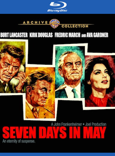 Seven Days in May [Blu-ray]
