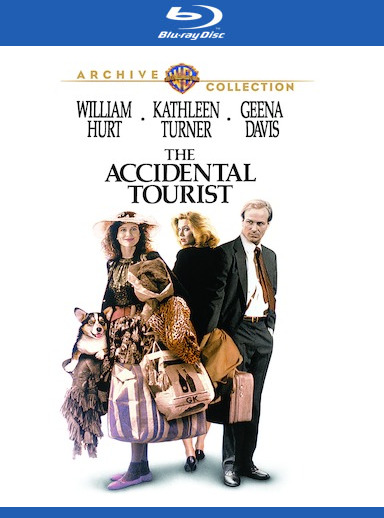 Accidental Tourist, The [Blu-ray]