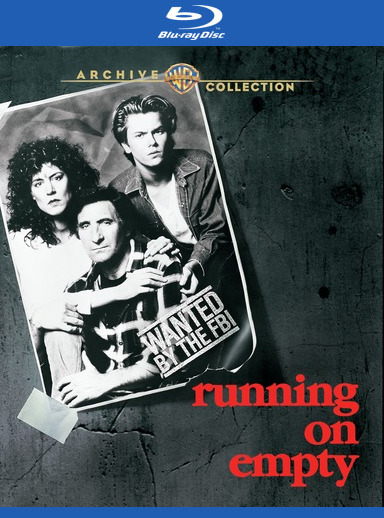 Running on Empty [Blu-ray]