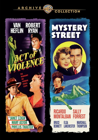 Act of Violence/Mystery Street