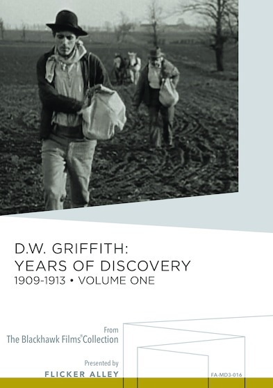 D.W. Griffith: Years Of Discovery, (Volume One)