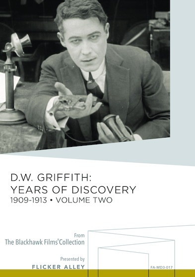 D.W. Griffith: Years Of Discovery, Volume Two