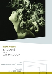 Oscar Wildes Salomé with Lot in Sodom