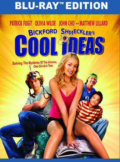 Bickford Shmeckler's Cool Ideas(BD)
