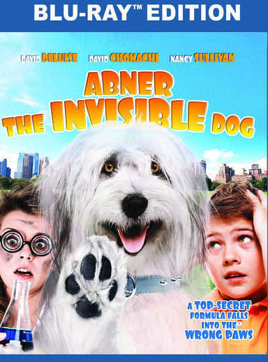 Abner the Invisible Dog(BD)