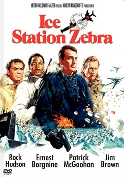 Ice Station Zebra 012569524828