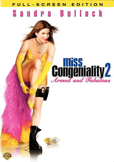 Miss Congeniality 2: Armed and Fabulous 012569593305