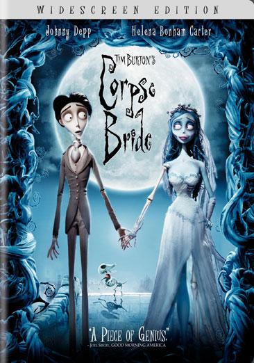 Tim Burton's Corpse Bride 012569593510