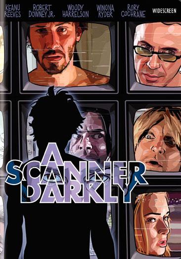 A Scanner Darkly 012569594173