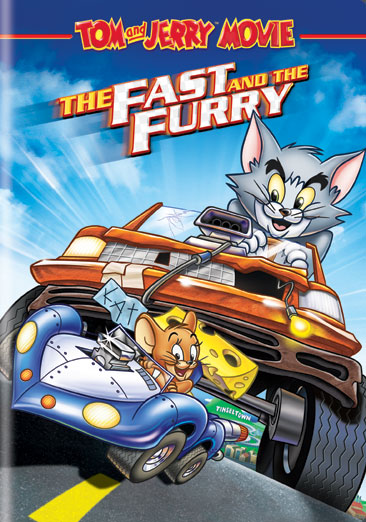 Tom & Jerry: The Fast & The Furry 012569673250
