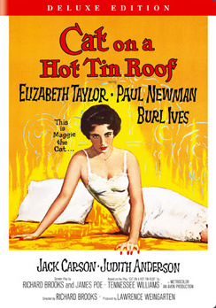 Cat On A Hot Tin Roof 012569698529