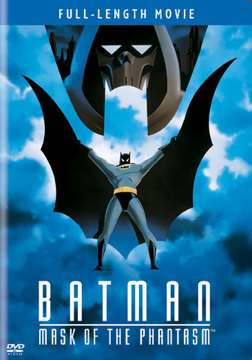Batman: Mask Of The Phantasm 012569717275