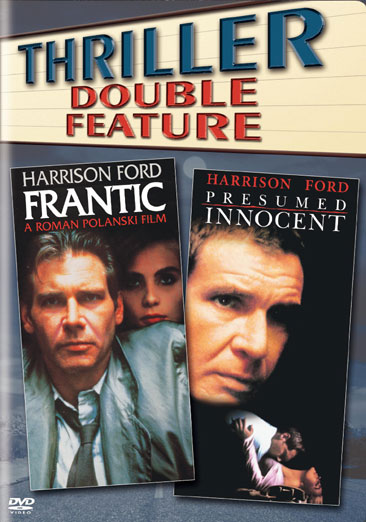 Frantic / Presumed Innocent 012569722675