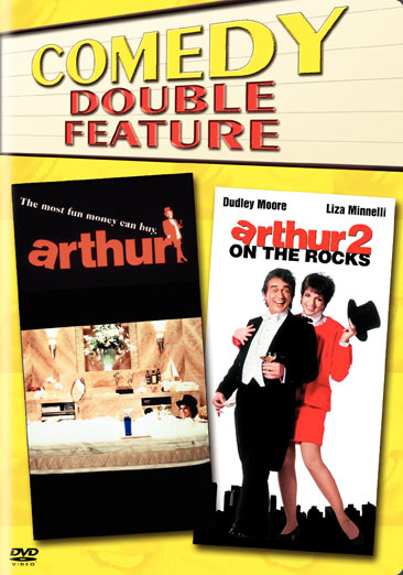 Arthur / Arthur 2: On the Rocks 012569722743
