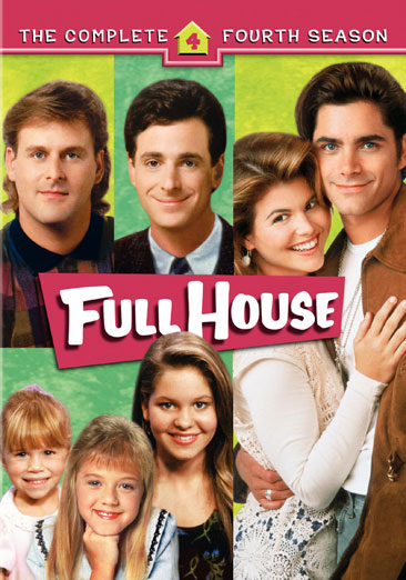 Full House: The Complete Fourth Season 012569755697