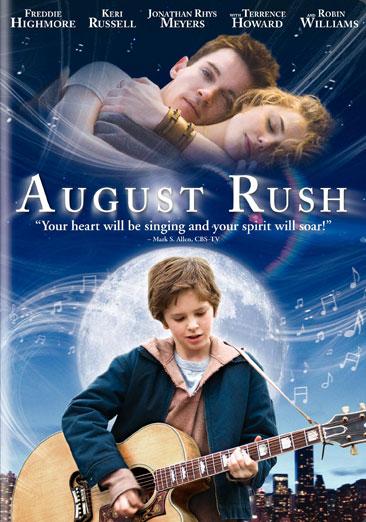 August Rush 012569763685