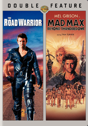 Road Warrior / Mad Max: Beyond Thunderdome 012569767591