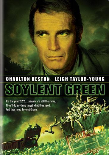 Soylent Green 012569799998