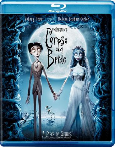 Tim Burton's Corpse Bride 012569828506