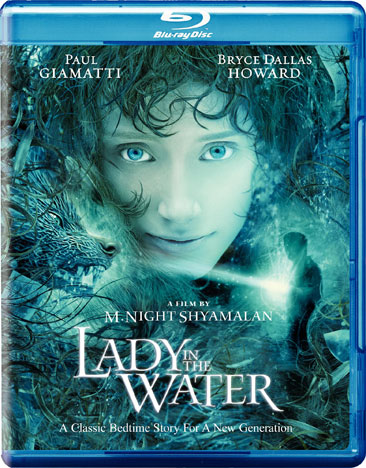 Lady in the Water 012569829695