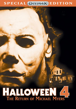 Halloween 4: The Return Of Michael Myers 013131328899