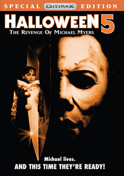 Halloween 5: The Revenge Of Michael Myers 013131328998