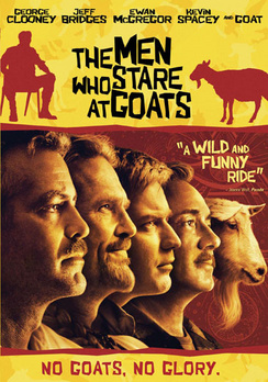 The Men Who Stare at Goats 013132137094