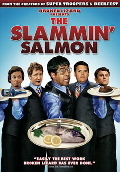 The Slammin' Salmon 013132138794