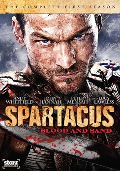 Spartacus: Blood and Sand - The Complete First Season 013132141190