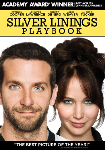 Silver Linings Playbook 013132597218