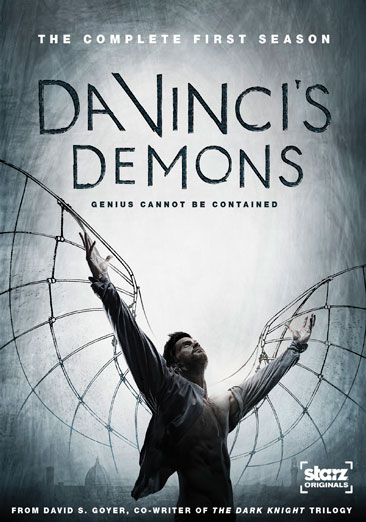 Da Vinci's Demons: The Complete First Season 013132600864