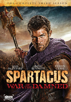 Spartacus: War of the Damned - The Complete Second Season 013132600888