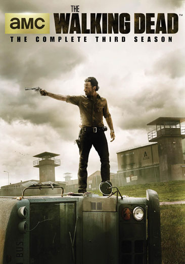 The Walking Dead: The Complete Third Season 013132600901