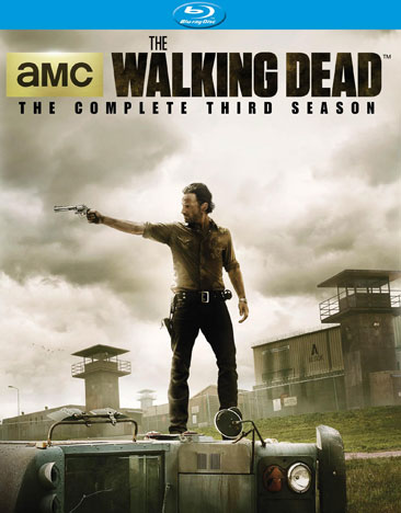 The Walking Dead: The Complete Third Season 013132600918