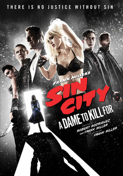Sin City: A Dame to Kill For 013132611662