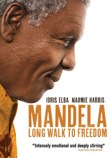Mandela: Long Walk to Freedom 013132611686