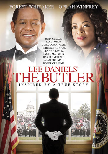 Lee Daniels' The Butler 013132611808