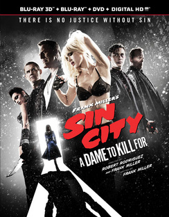 Sin City: A Dame to Kill For 013132612980